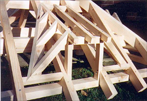 Zimmerer hilfen zwei schiftungsmethoden im vergleich for Holzverbindungen zimmermann